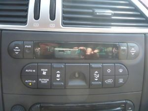 04 05 06 Pacifica Front Climate AC Heat Switch Temperature Control 311409