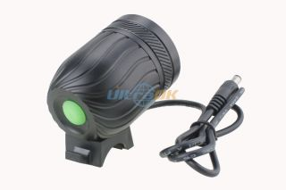 CREE XML T6 1600LUMEN Green R2 LED Bike Bicycle Light Lamp Headlamp Battery Pack
