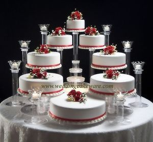 8 Tier Wedding Cake Stand Stands 8 Tier Candle Stands