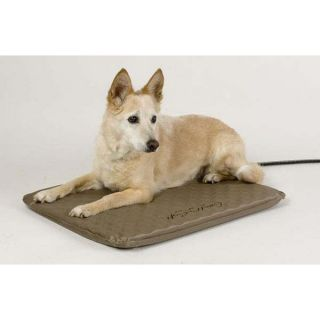 New K H Pet Products Lectro Soft Heated Outdoor Bed Dog Cat Puppy Mat Heater