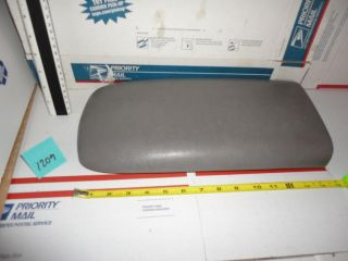 1995 2001 Ford Explorer 1997 2001 Mountaineer Center Console Pad Arm Rest Lid