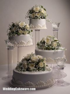 4 Tier Wedding Cake Stand Stands 3 Tier Candle Stands