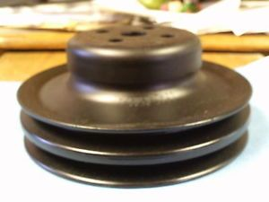 1968 1969 1970 428CJ Ford Mustang Shelby Waterpump Pulley for Air Conditioning