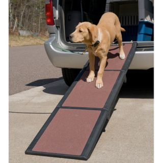 Pet Ramp Travel Lite Tri Fold Full Ramp Holds 200 lbs 33757s
