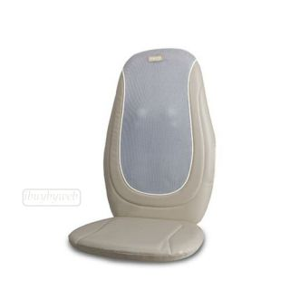 Homedics MCS 210H Shiatsu Massage Cushion Back Massager New