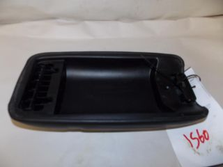 Camaro Center Console Lid