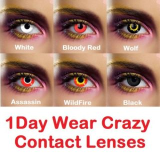 Colourvue Crazy Farbige Kontaktlinsen Funlinsen Coloured Contact Lenses Choose