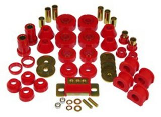 Prothane 67 72 Chevy GMC C10 2WD Pickup Master Total Bushing Kit Red Poly 7 2024