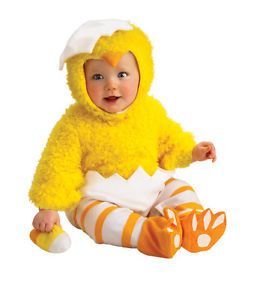 Baby Chick Costume Newborn Infant Toddler Kids Chicken Outfit Cracked Egg New