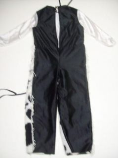 Cowboy Cowgirl Black White Western Halloween Costume Child SM Small S