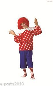 Rag Doll Boy Halloween Costume Baby Toddler Child Kid