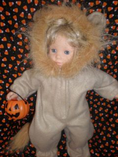 Clothes Bitty Baby Lion Halloween Costume