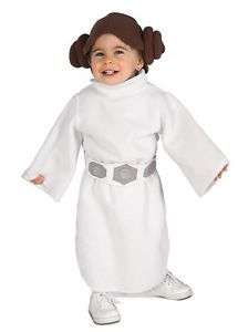 Toddler Size 2 4 Princess Leia Baby Costume Star Wars Princess Costumes