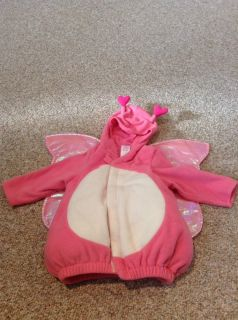 Old Navy Baby Girl Butterfly Halloween Costume Outfit Size 12 to 24 Months