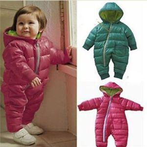 2013 New Boy Girl Baby Clothes Winter One Size Coat Jacket Outerwear