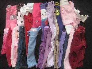 Huge Baby Girl Toddler Kids 6 9 9 6 12months Fall Winter Clothes Jeans Lot