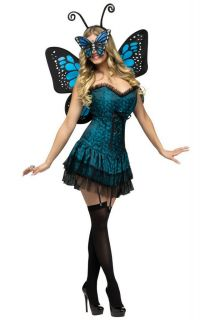 Sexy Butterfly Baby Adult Dress Halloween Costume 122714