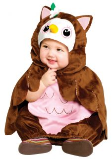Infant Baby Owl Bird Halloween Costume 24 Months