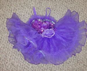 Toddler Girls Ballet Tutu Dance Leotard Skirt Costume Skate Dress Weissman XSC 3
