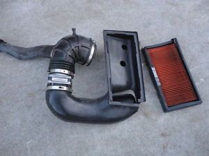 1996 Chevy Camaro SS SLP LT1 Air Intake System Boot MAF Mass Air RAM Air Hood