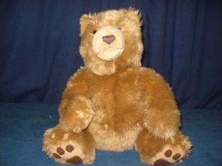 Gund Big Brown Bear Plush Teddy Toy Stuffed Animal 6P23