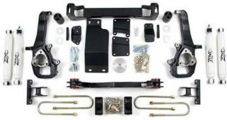 "02 05 Dodge RAM 1500 4WD Zone Offroad 5""Suspension Lift Kit PN D14"