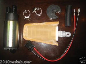 High Pressure Replacement Part Electric in Tank Fuel Pump Install Kit F Nissan
