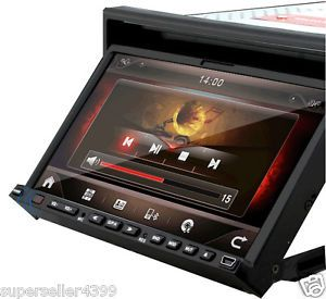 "7"" 2 DIN Head Unit Touch Screen in Dash Car DVD Player"
