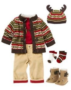 New Gymboree Wholesale Baby Boys Fall Winter Clothes Outfits Lot $1000 0 24