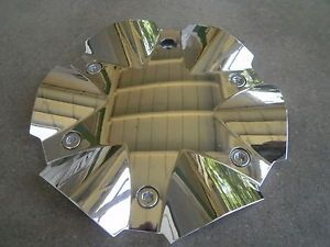 Calli Chrome Custom Wheel Center Cap CR 602
