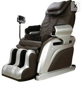Beautyhealth BC 10D Plus Full Body Massage Chair Shiatsu Recliner