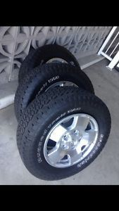 2013 Toyota Tundra TRD Stock Wheels