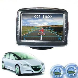 "New 3 5"" TFT LCD Rear View Monitor for Car Reverse Rearview Backup Camera"