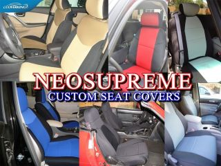 Chevy Astro Coverking Neosupreme Custom Fit Seat Covers New Colors