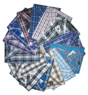 Big Men's Casual Dress Shirts 3XL