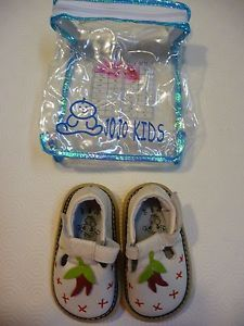 Boutique JoJo Kids Soft Baby Girl Shoes Light Up Size 130 US Size 2 3 4 5