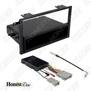 "GMC ""Bose"" Car Stereo Single Double 2 D DIN Radio Install Dash Kit Combo 99 2011"