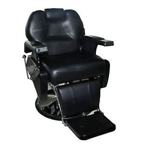 All Purpose Hydraulic Recline Barber Chair Salon Beauty Spa Shampoo Black