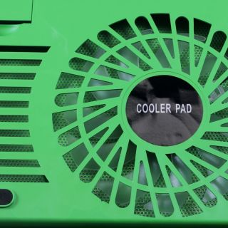 Laptop Notebook Cooling Cooler Pad Double USB High Power Fans for 15 inch x 850