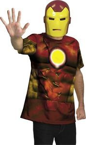 Iron Man T Shirt Marvel