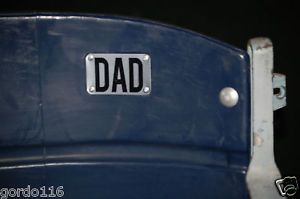 Texas Stadium Dallas Cowboys Fathers Day Dad Full Chair Seat Customized
