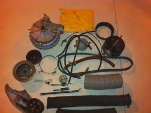 Complete Paxton supercharger Kit VR58 V57 1958 1961 Corvette Chevy Yblock Ford