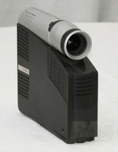 Compaq MP 1800 MP1800 DLP LCD Home Theater Projector w Case Nice