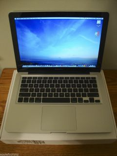 "Custom Apple MacBook Pro 13"" Laptop Notebook 2 53GHz 8GB 750SSD HD"