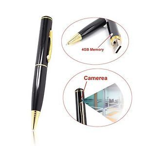 4GB Mini Spy Pen Camera DV DVR Hidden Digital Video Recorder Cam Camcorder