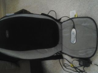 Homedics SBM 300 Shiatsu Back Massage Chair Cushion Massager Therapist Select