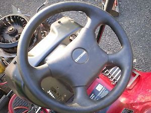 Craftsman Riding Mower Tractor Steering Wheel DLT 3000 917 275821