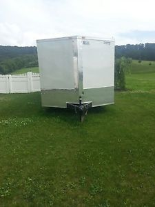 20 ft Enclosed Cargo Car Trailer New