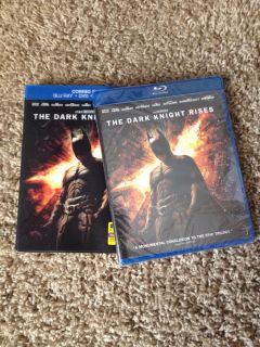 The Dark Knight Rises Blu Ray DVD Brand New Factory SEALED 883929212552