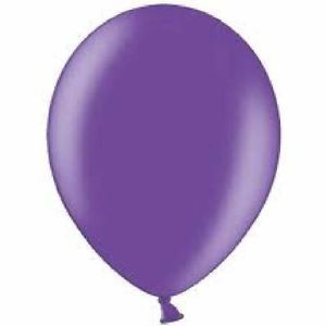 12 Purple Latex Balloons Birthday Party Supplies Decorations Wedding Baby Shower